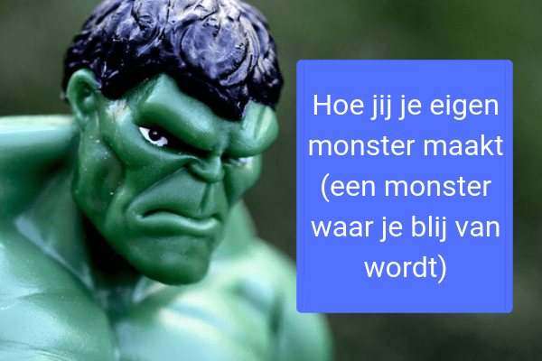 monster maakt