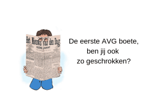 AVG boete